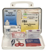 PAC-KIT 25 Person ANSI Plus First Aid Kits (579-6430)