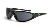 * CrossFire Core smoke lens, military green camo frame (CF-18171)