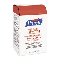 PURELL HAND SANITIZER FOOD COMPLIANT