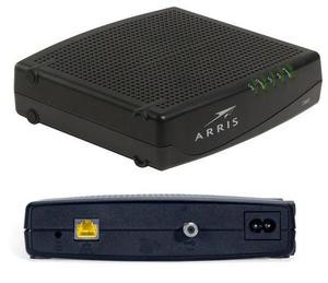 Comcast approved Cable Modem Arris CM820a