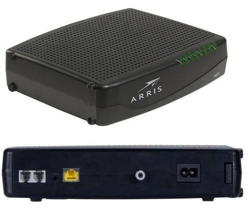 Arris Tm722g Docsis 3 Comcast Telephone Modem For Xfinity
