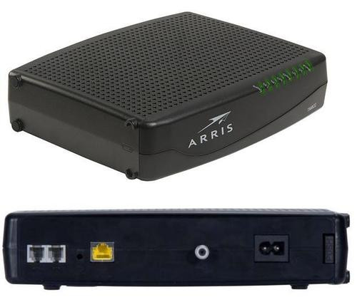 Arris TM722g Comcast Telephony Modem