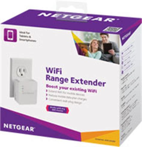 NetGear WN1000RP-100NAS Wi-Fi Range Extender (Box not included)