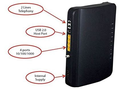 Arris TG1672g Dual Band Docis 3 Telephone Gateway Modem(Time Warner Cable,  Brighthouse, WOW, RCN)