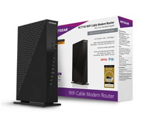 Netgear AC Router C6300 AC1750 Dual Band Comcast Xfinity Approved Router Retail Picture (no box included)