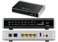 CenturyLink Approved Modem ZyXEL C1000Z VDSL2 Telephony WIFI Router/Modem Combo Split View