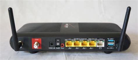 I Gigabit WiFi Wireless N Router Verizon FIOS  Actiontec MI424WR Rev