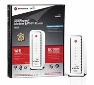 Xfinity Arris Router SBG6400 Docsis 3 Xfinity Approved Modem Retail Picture (No Box Included)