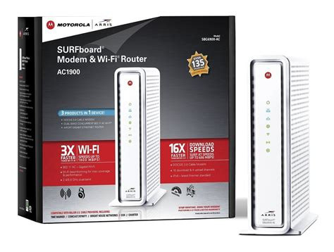 Comcast Approved Router SBG6900-ac Retail Picture (Box not Included)
