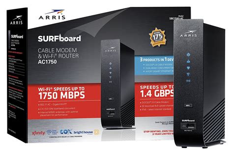 Xfinity Approved Modem Arris SBG7580-AC