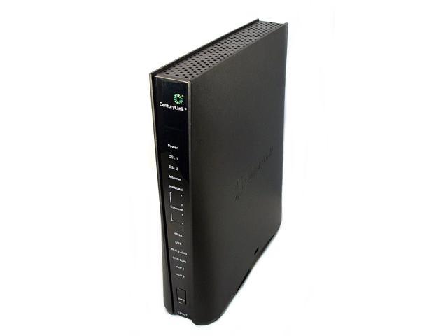 Technicolor C2100T Prism TV 802 11AC Modem Router Gigabit DSL (Century Link  approved)