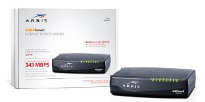 Arris TM822R Comcast Approved Telephone Modem