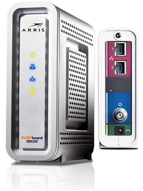 Xfinity Docsis 3.1 Modem Xfinity Approved Modem Comcsast Compatible + Several More!