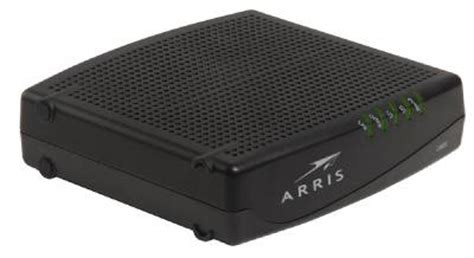 Arris Docsis 3 Modem + Netgear Router Package