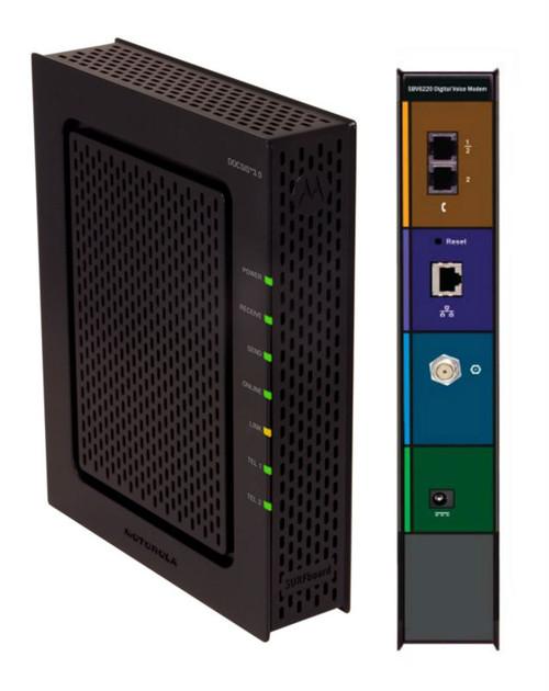 Phone Modem For Optimum Motorola Sbv6220 Optimum Unit