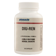 DIU-REN  (HERBAL DIURETIC, soothingly stimulates urine flow naturally)