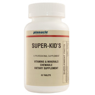 SUPER-KID'S CHEWABLE/MULTIVIT
