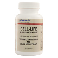 CELL-LIFE / SUPER-ANTI-OXIDENT (helps defend healthy cells)