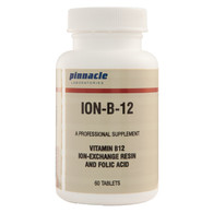 ION-B12 PLUS (500 mcg , Ion exchange resin for maximum absorption, energy)