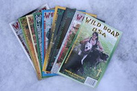 WBUSA MAGAZINE COLLECTION