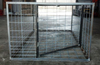 SWING DOOR BOX TRAP - (bare metal)