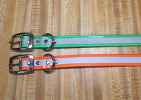 C2.  1 INCH REFLECTIVE DAY GLO COLLAR (D RING)