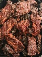 """BBQ """"Sweet Heat"""" Beef Jerky"""