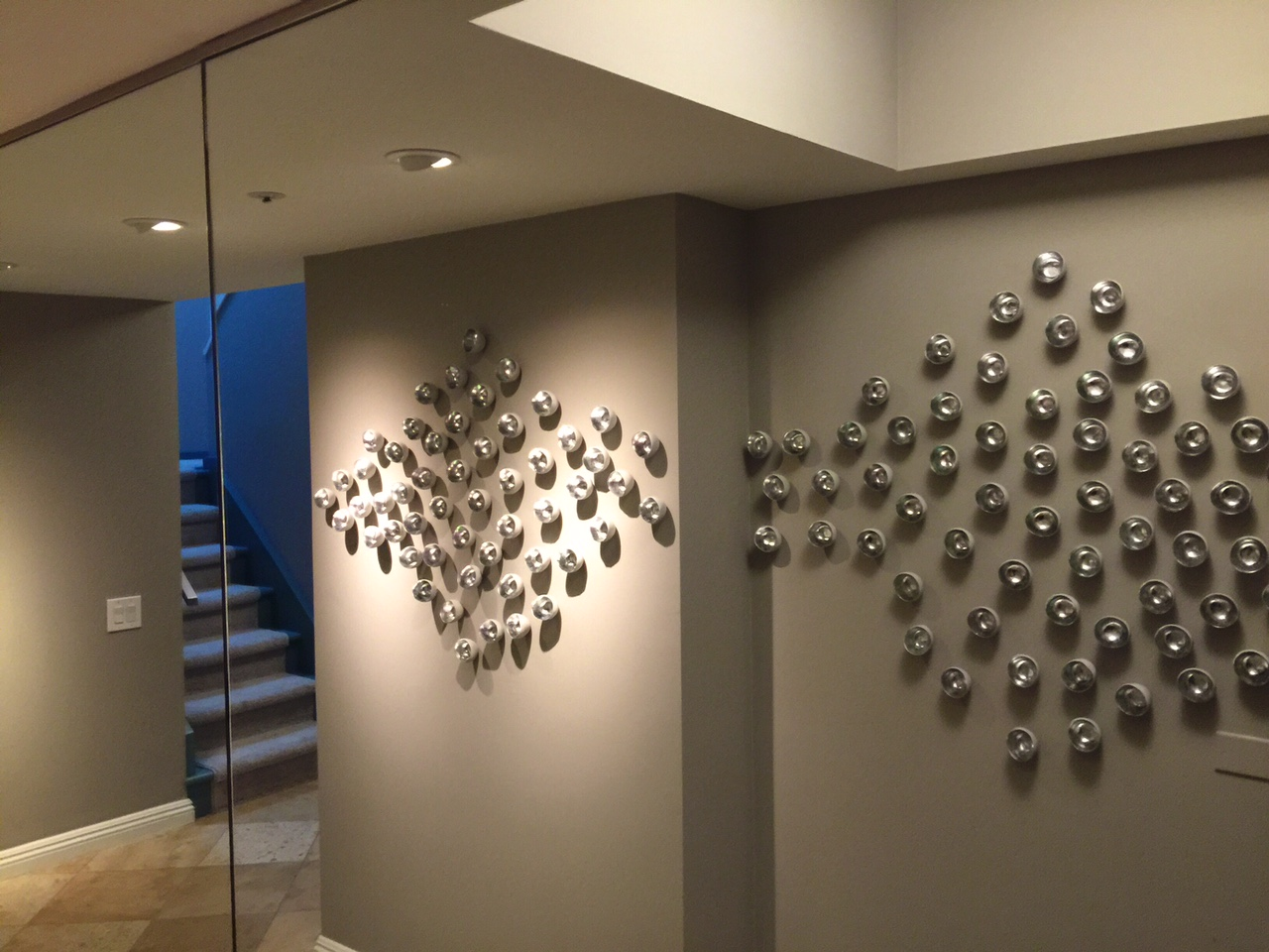 Wall Play By Gold Leaf Design Group Application Pura