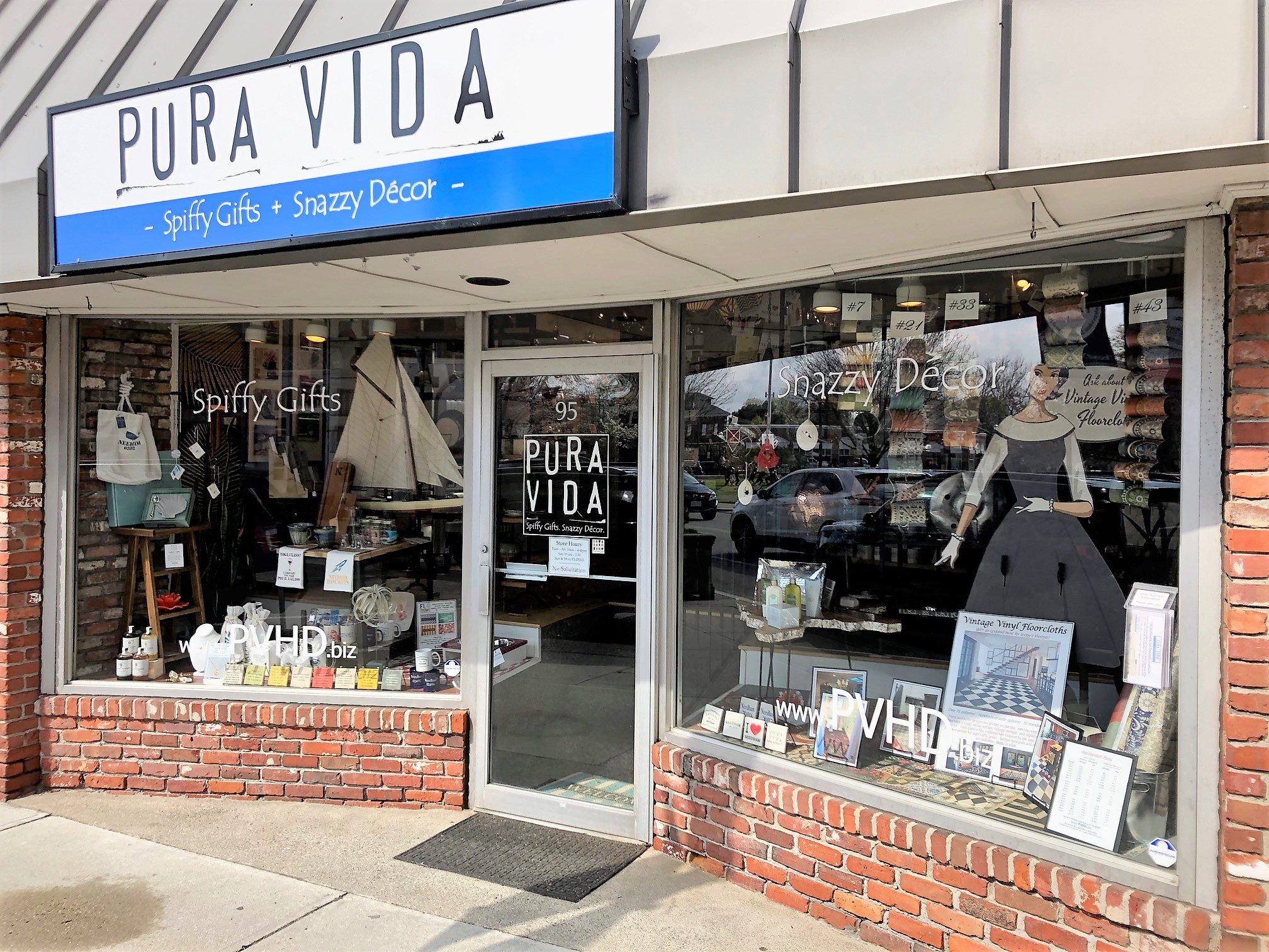 Hours And Directions Of Pura Vida Home Decor In Boston MA