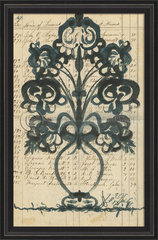 Ink Blot Botany 8 (35265 bcbl)