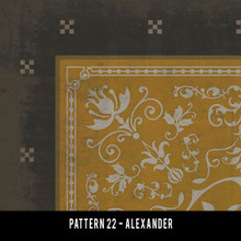 Pattern 22 swatches