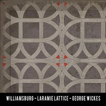 Swatches for Laramie Lattice