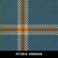 Pattern 68 swatches