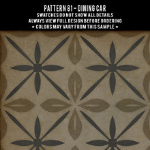 Pattern 81 swatches