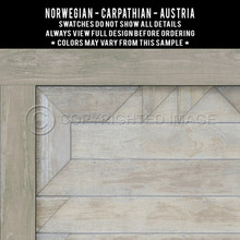 Swatches for Carpathian