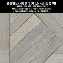 Swatches for Mount Zeppelin