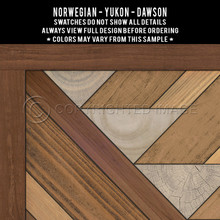 Swatches for Yukon