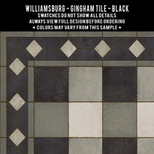 Swatches for Gingham Tile