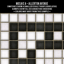 Mosaic A Allerton Ave