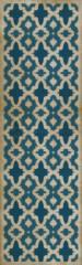 Pattern 31 blue mosque 26x106