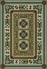 Soldiers Quilt: Field of Battle