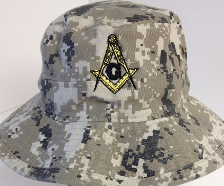 64f2b05c97764 Masonic Fishing Caps - Harris Designs