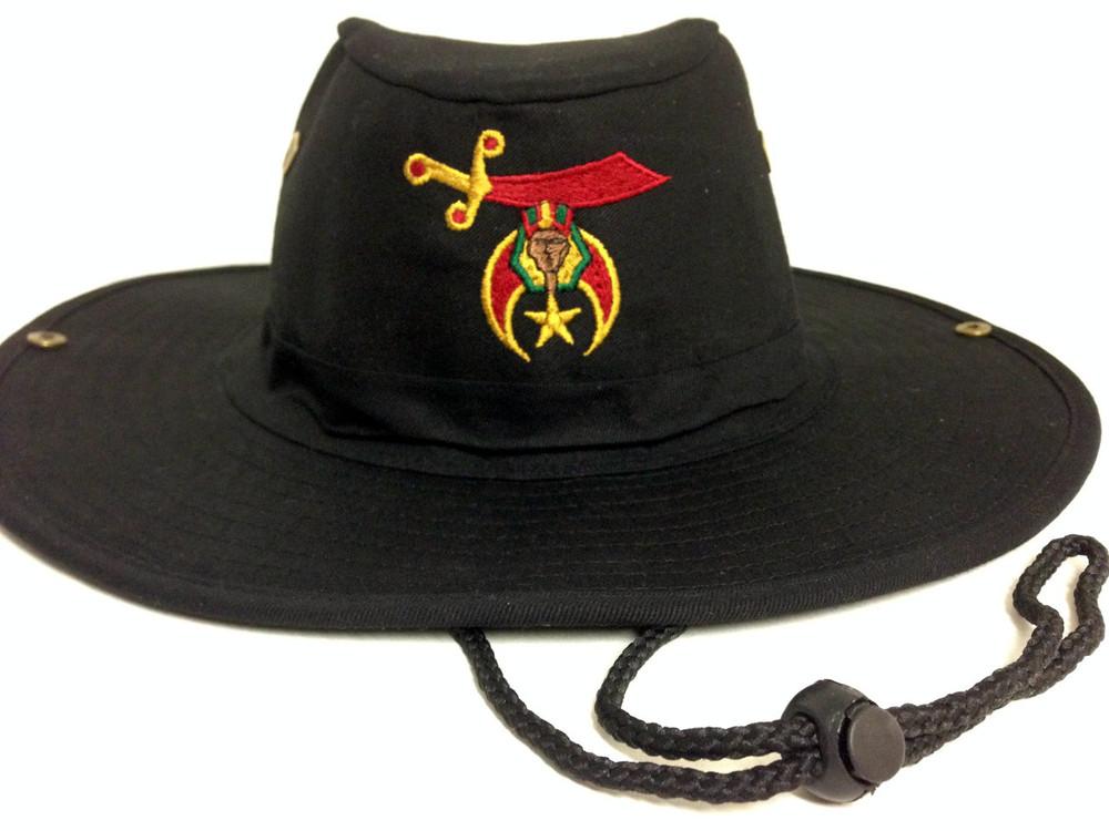 5d570d5ca3f9e Shriner Boonie Hat - Harris Designs