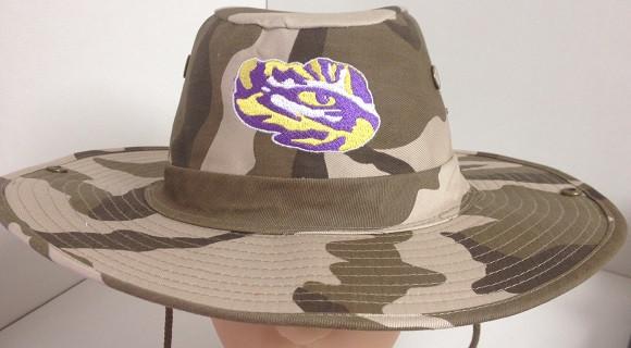 4f30f8f6f LSU Tiger Eye Boonie Hat
