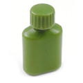 Chinese PolyTech Oil Bottle - Light Green Plastic