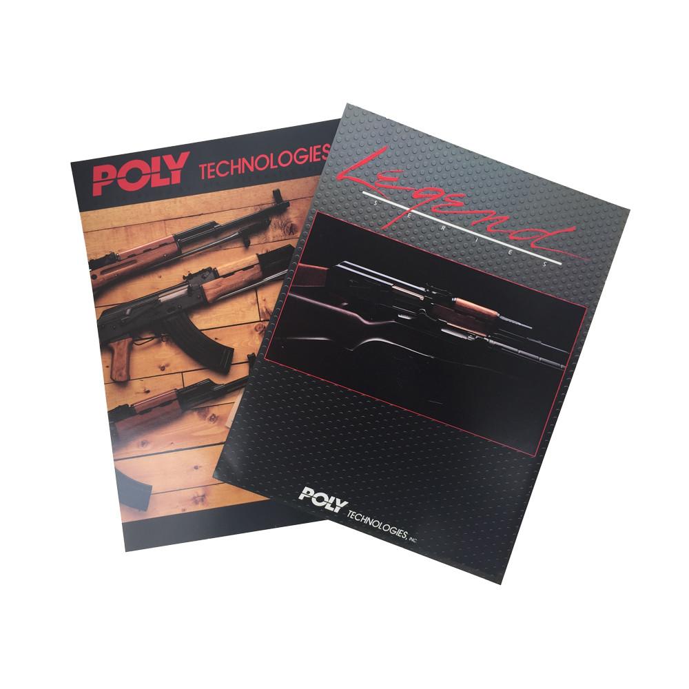 AK47 Original Brochure / Catalog - Chinese PolyTech AK Rifle