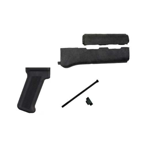 AK47 Upper Lower Grip Set