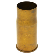 Japanese Howitzer Artillery Shell Fired from the Type 41 Mountain Gun