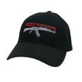 Poly Technologies Baseball Cap/Hat in Black