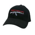 Poly Technologies Baseball Cap/Hat in Black